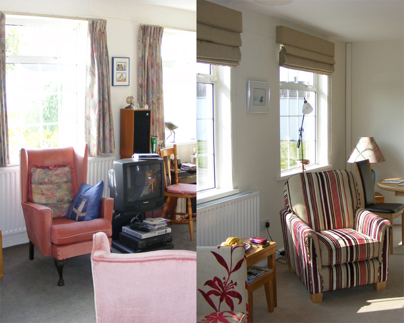 Ruth  Dear Ladies,  Thanks so much for sorting out my living room, the resulting room is a real.  Read More..