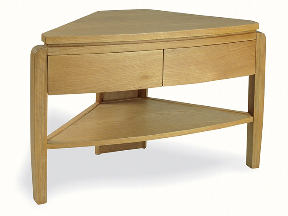 WALD09/B                 Oak Corner TV Unit
