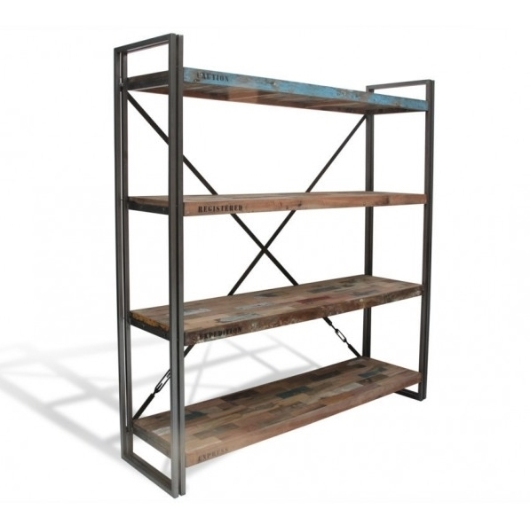 TIC05/BB    Titanic  4 Shelf Rack