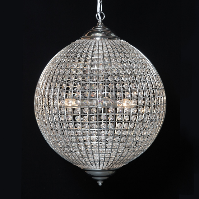 Chrome Chandelier MED €416.00 Also available in larger version