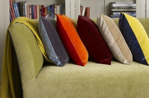 Linwood Omega - Luxurious Velvets and Completely Washable