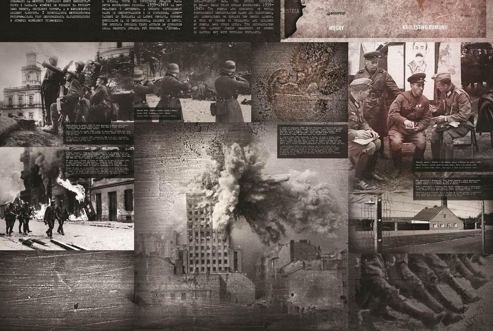 Pannello presso Cimitero Guerra Polacco a Montecassino.ipg