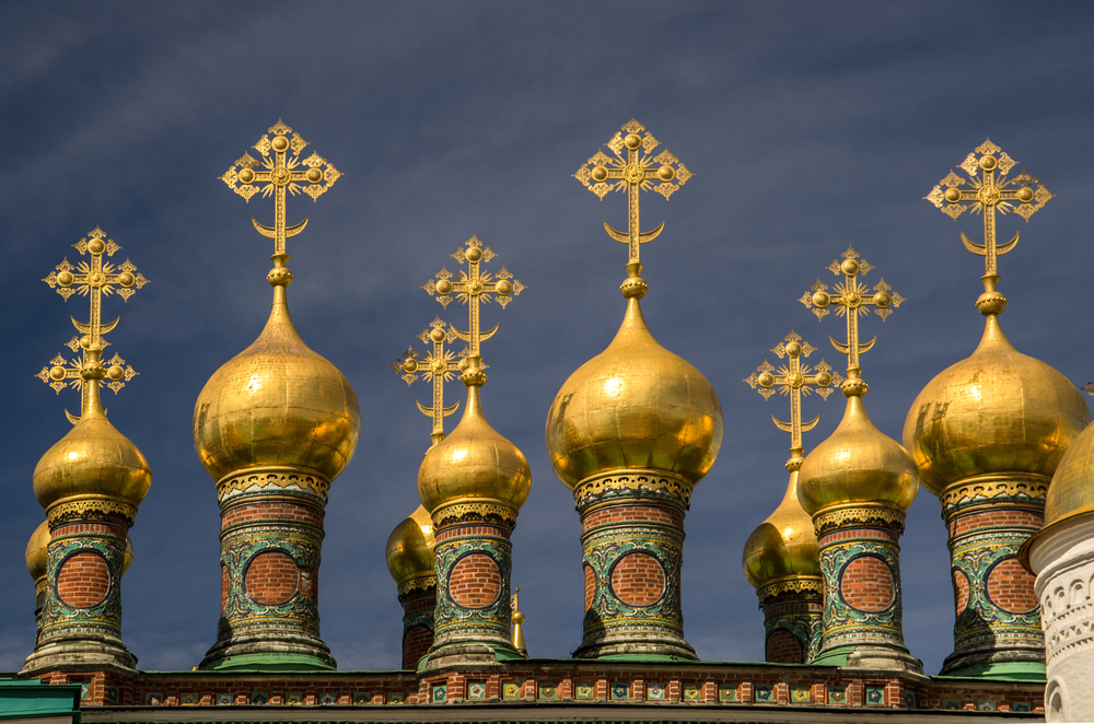 Cupole Piazza Cattedrali Cremlino Mosca-8860.jpg