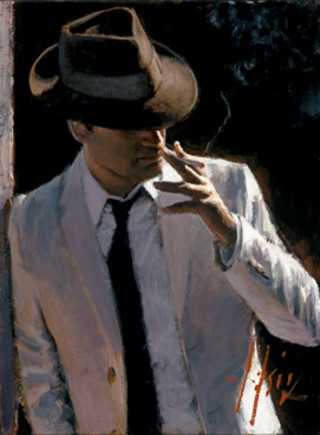 Marcus-With-Hat-and-Cigarette---Fabian-Perez55.jpg
