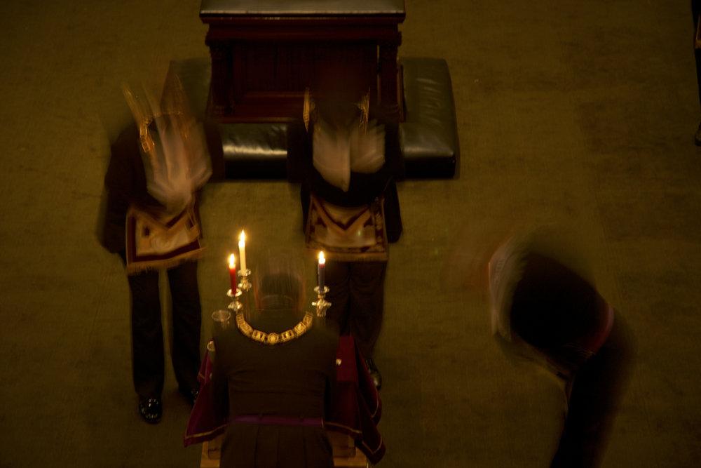 Masonic Ritual #2