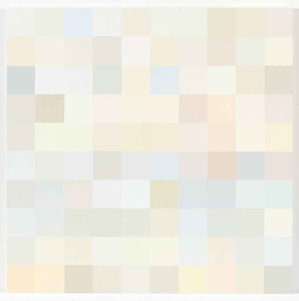 Grid (100 Whites)