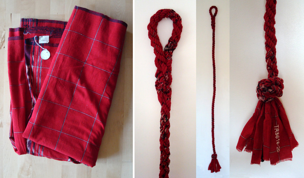 Large Guatemalan Textile