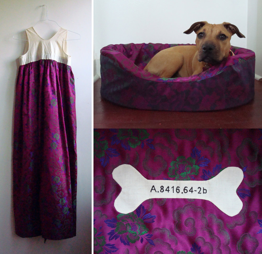 Purple Korean Skirt (Chima)