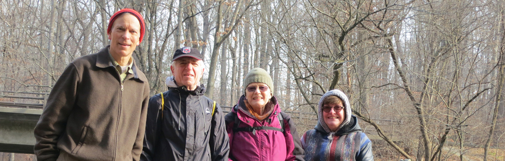 Rock Creek Park (Northern Section) - Dec 13, 2014