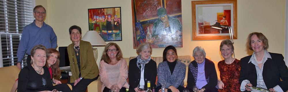 Progressive Dinner - Apr 4, 2014
