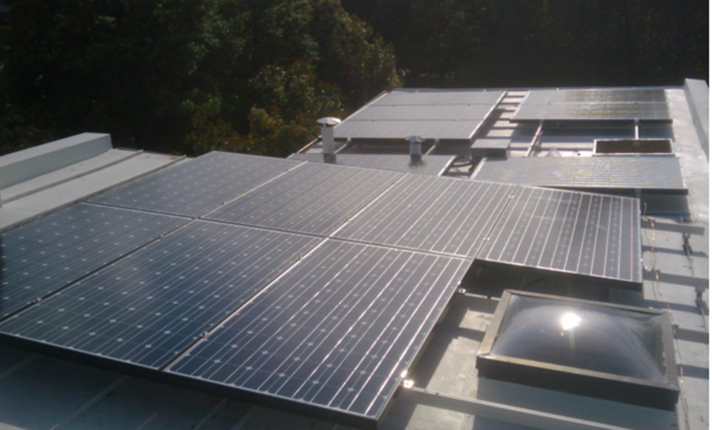 Typical DC residential solar photovoltaic systems are about 5kW and cost about $3-4/Watt.
