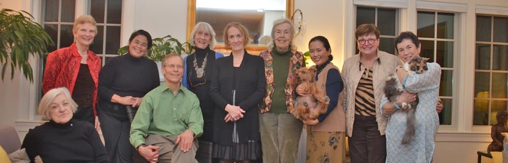 Pot Luck at home of Pat Davies - Jan 8, 2016