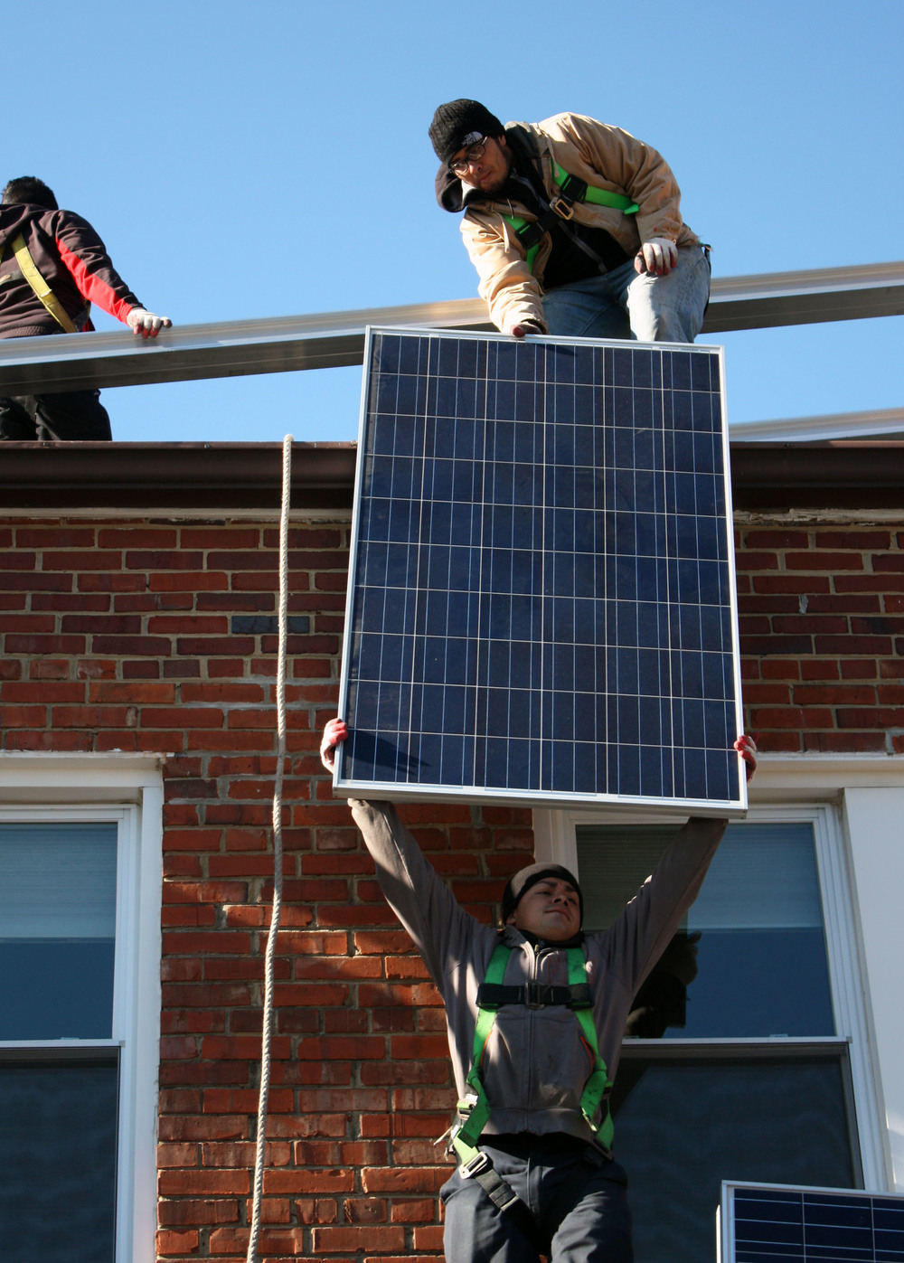 solar panels are just one way to contribute to environmental sustainability.
