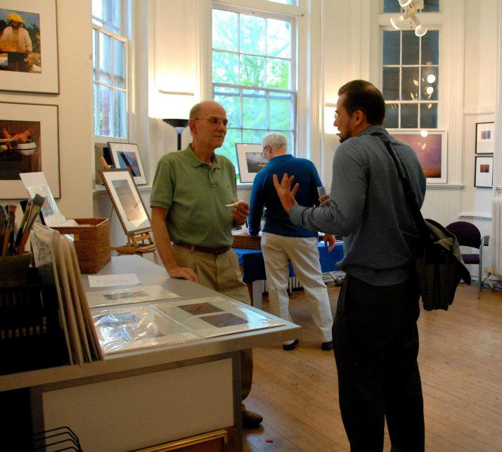 with its high ceilings and abundant natural light, jackson school is a perfect place to create, view, and buy art.