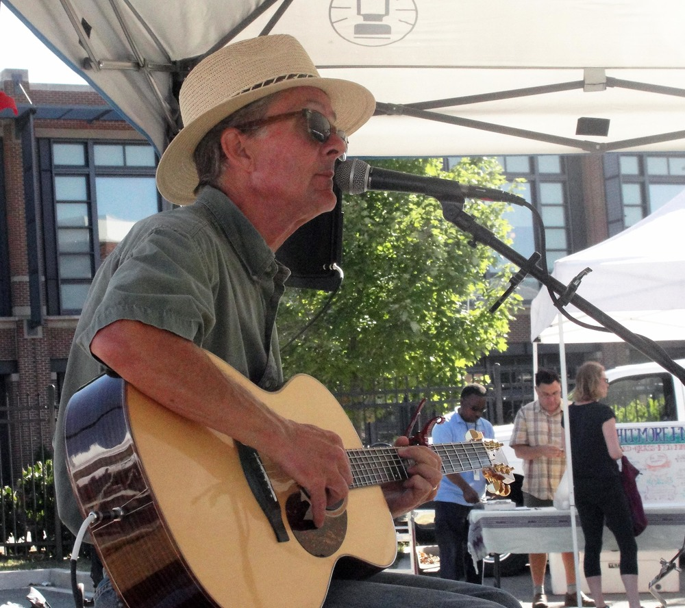 Popular singer/songwriter J. Kolb returns to the market as part of this year's entertainment line-up.