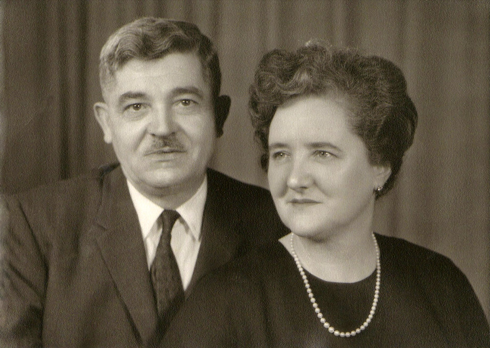 Voya and  Odette  Pantelich, undated.