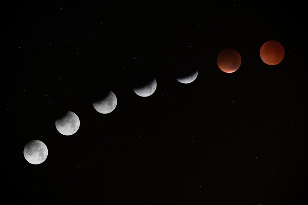 Blood Moon by  Jake Hills