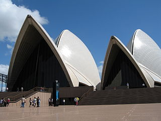 Sydney Opera House from the Forecourt.     Greg O'Beirne