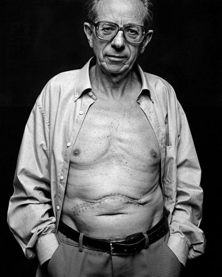 Luigi Raimondi, Ottobre 1995. © Efrem Raimondi