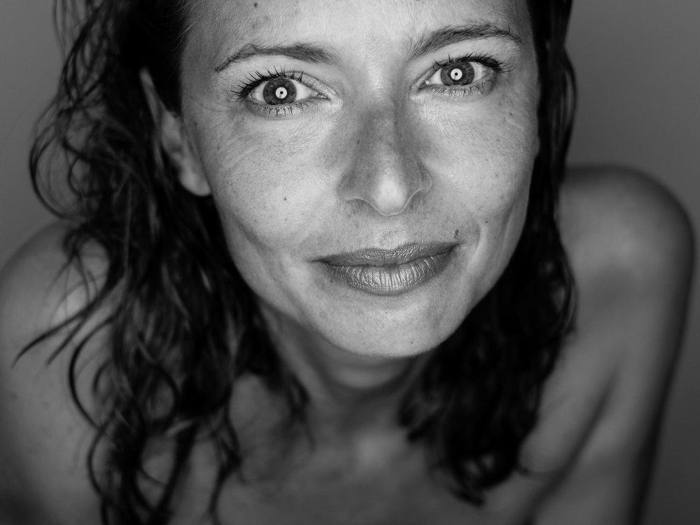 Laura, ex compagna di Liceo. Follonica, Ottobre 2016. ©2016 Alessandro Burato, non riprodurre senza autorizzazione.