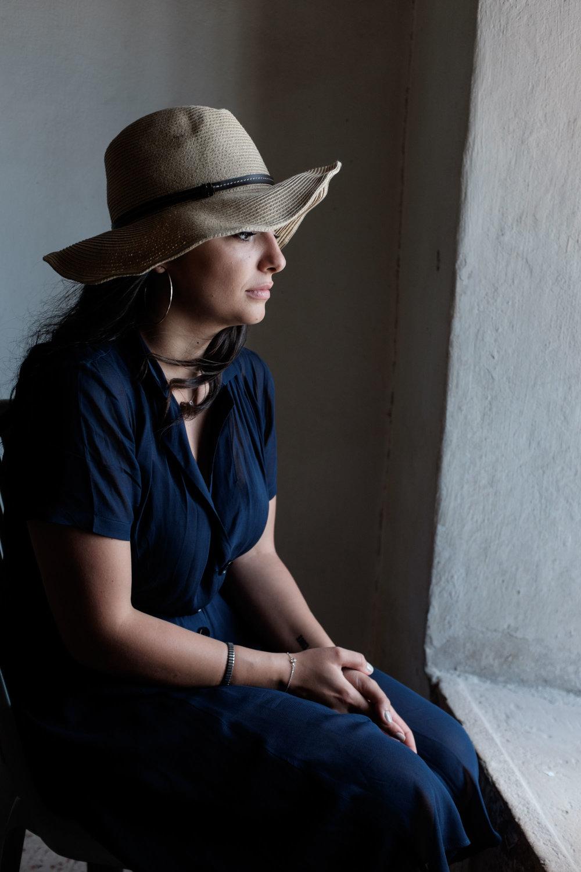 Director Mounia Akl