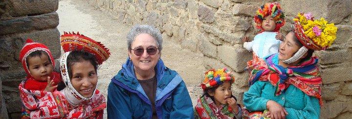 A visit to Peru!