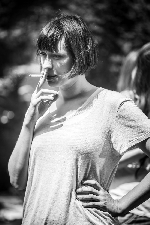 Teresa Hörl, Regisseurin, München,2014