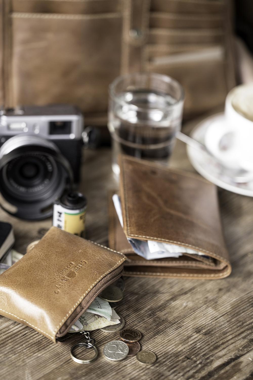 Taschen und Geldbeutel von Greenburry, Elisabeth´s Platzerl, Miesbach, 2014