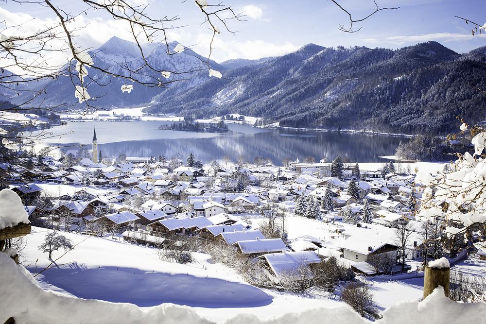 Schliersee in winter florian bachmeier fotografie