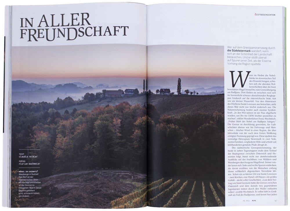 ALPS Magazine, Mai 2013