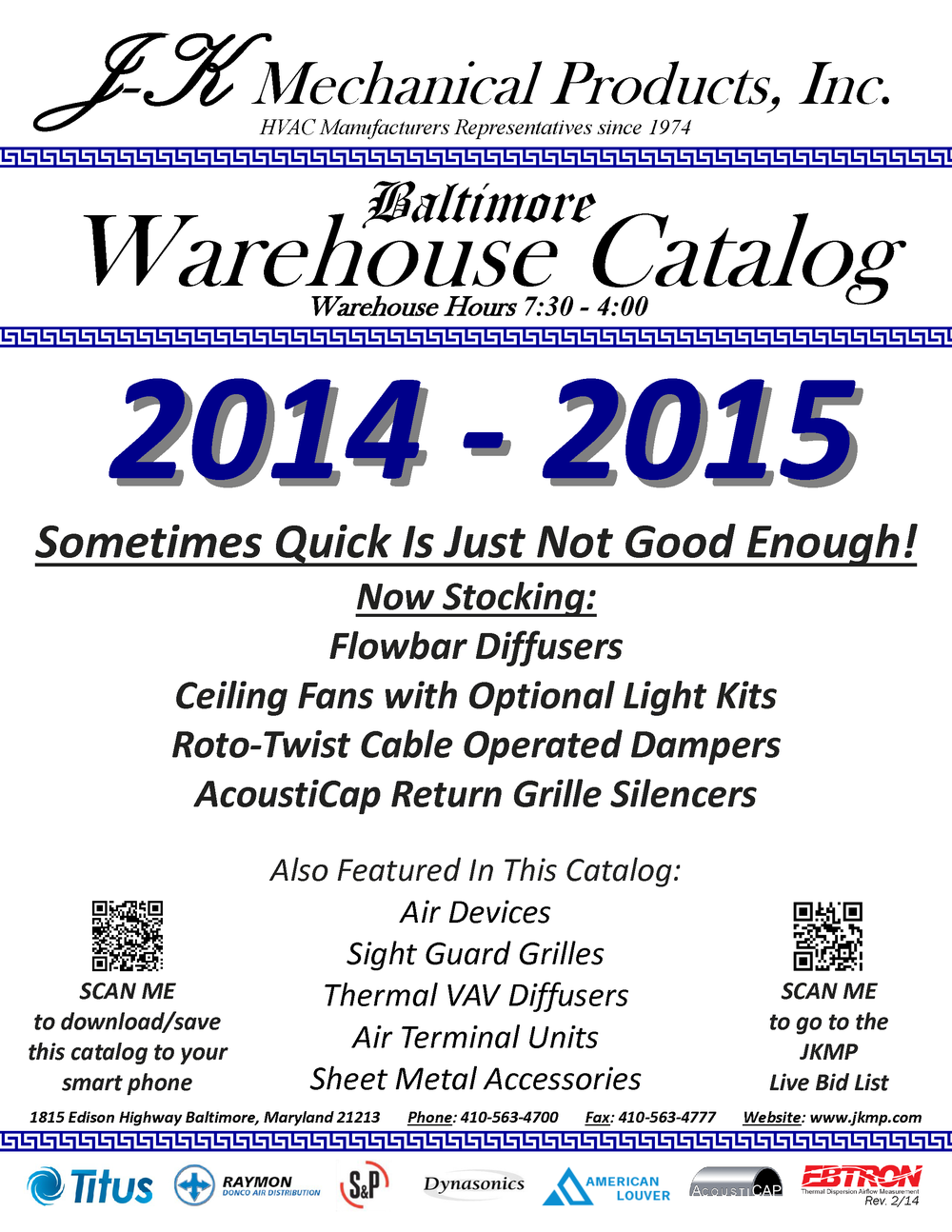 2014 - 2015 JKMP Warehouse catalog               (click picture to download)