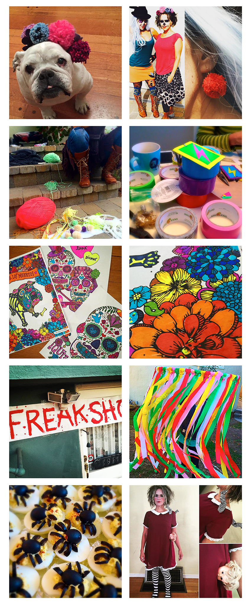 craft collage