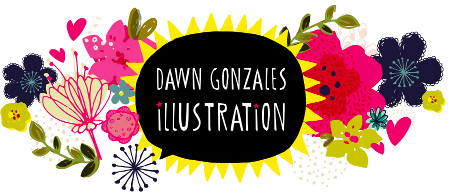 Dawn Gonzales Illustration & Design