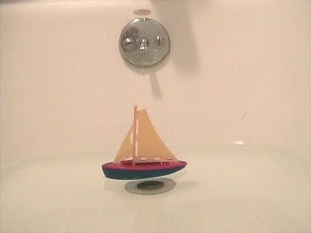 """Boats"", 2005, video still"