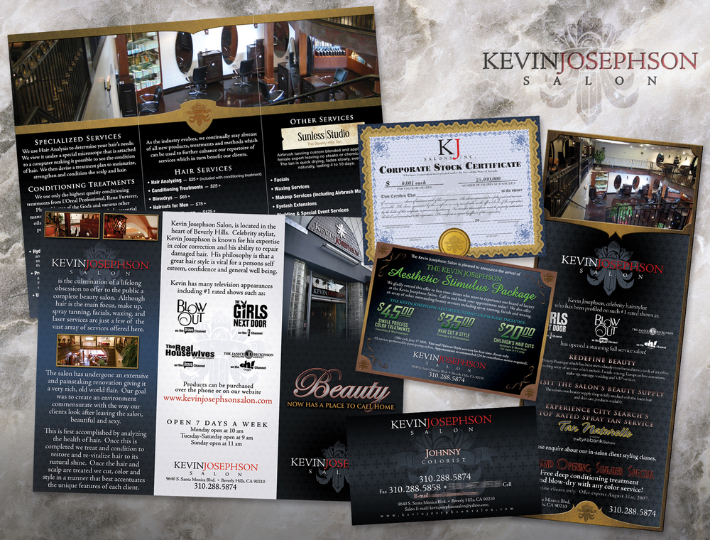 Kevin Josephson Salon