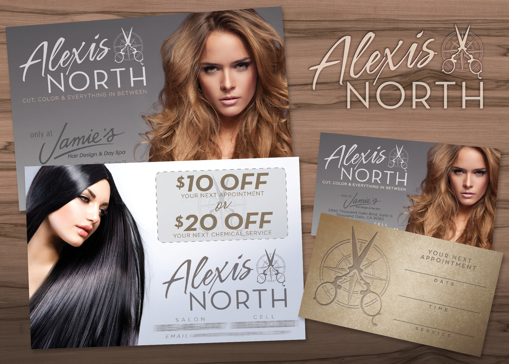 Alexis North Hair Styling