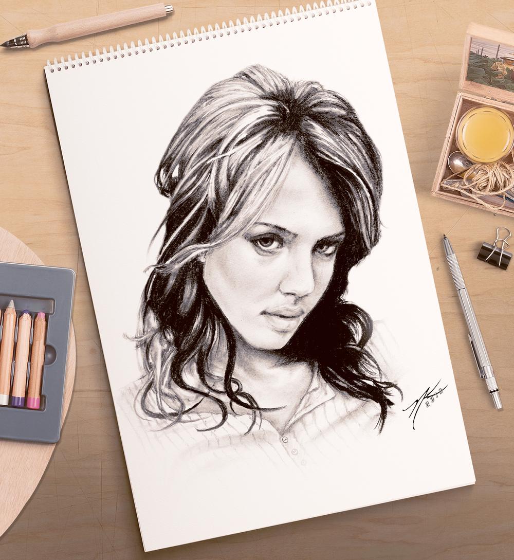 Jessica (sketch)