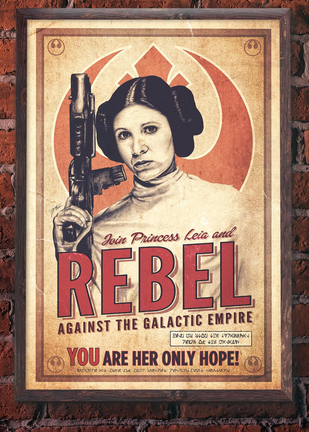 """""""Rebel Princess"""""""