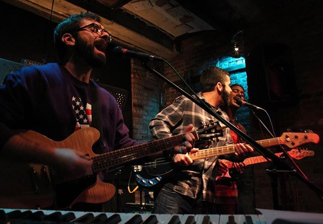 Baby Train Show Live At 267 in 2015 @marcussricci #liveat267