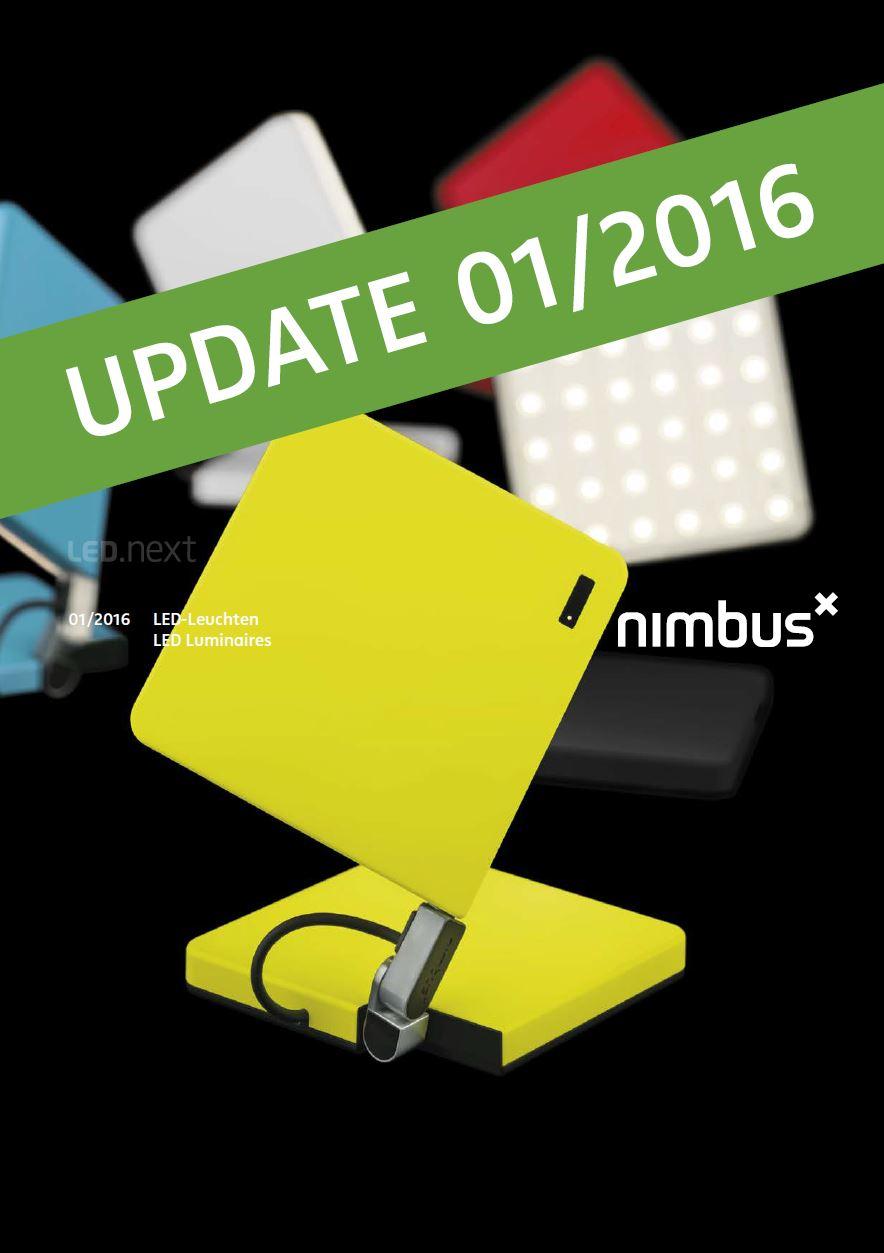 Nimbus Hauptkatalog (Update 01/2016)