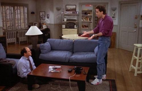 Una completísima guía acerca de las zapatillas de Jerry Seinfeld  en su serie homónima.