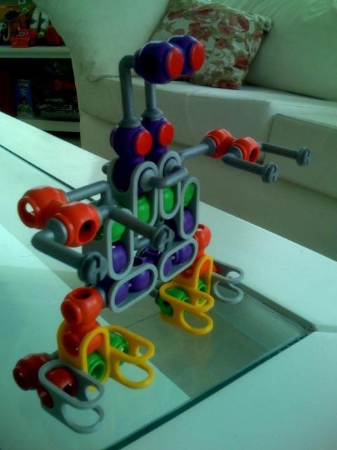 Cinco minutos de inspiración robótica