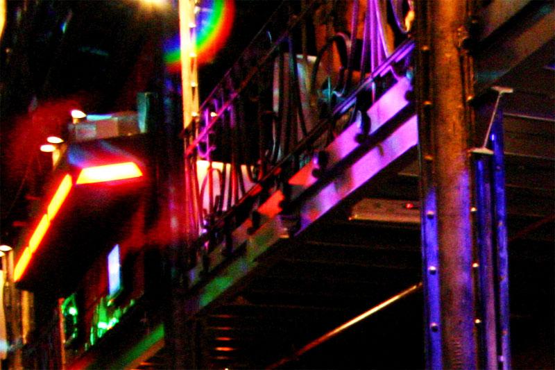 Balconcito modelo Blade Runner