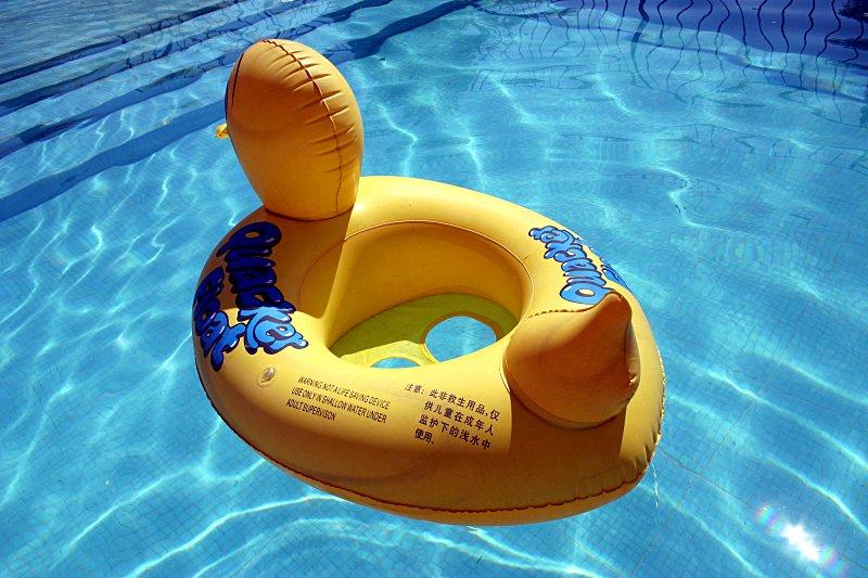 Quacker Float