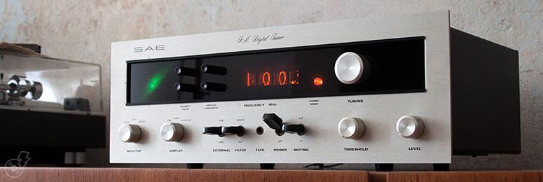 Sintonizador SAE Mark Six