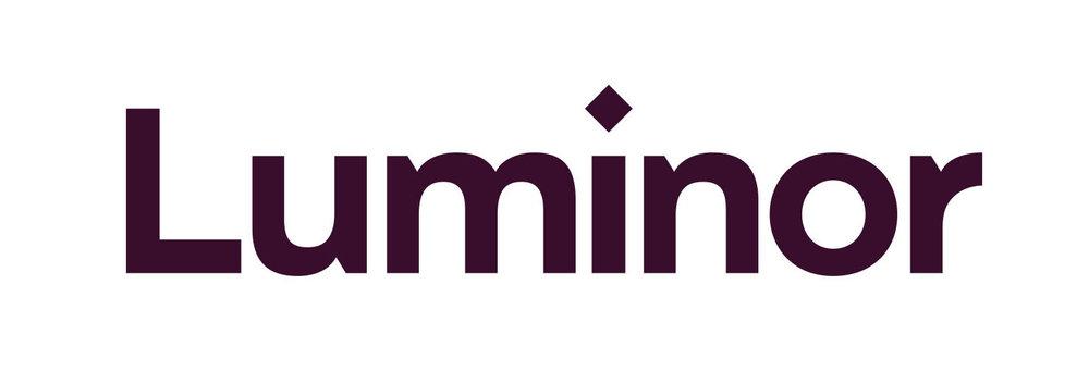 Luminor  / korporatiivkommunikatsioon, sisekommunikatsioon, CSR, meediasuhted
