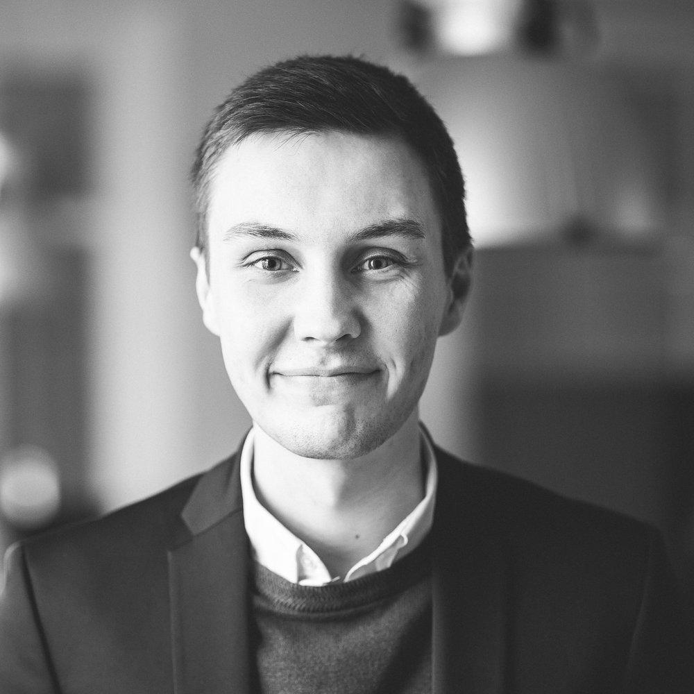 Carl-Ruuben Soolep    Consultant