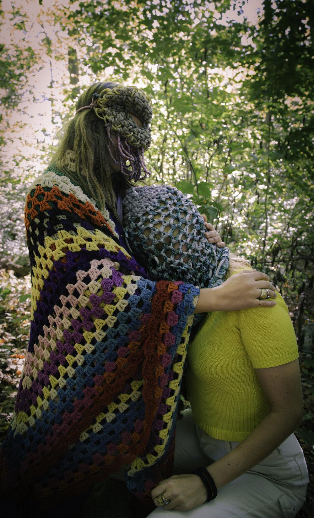 Faðma (Embrace) I, 2017