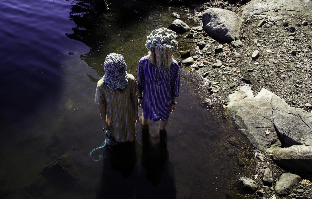 Í Vatni (In Water) III, 2017