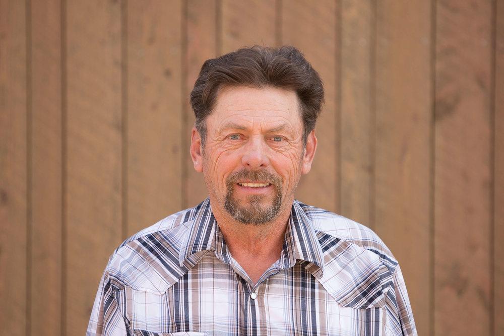 - Gaylen Bagley, Field Supervisor